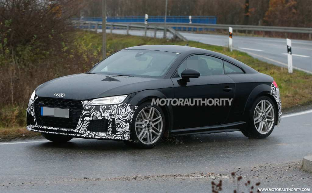 62 All New 2020 Audi TTS Redesign