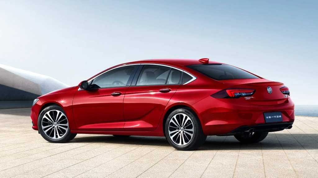 62 All New 2020 Buick Regal Price Design And Review