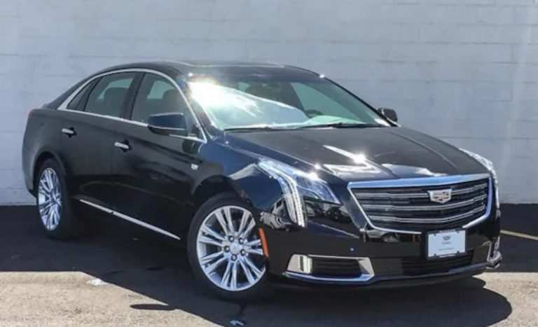 62 All New 2020 Cadillac XTS Redesign And Concept