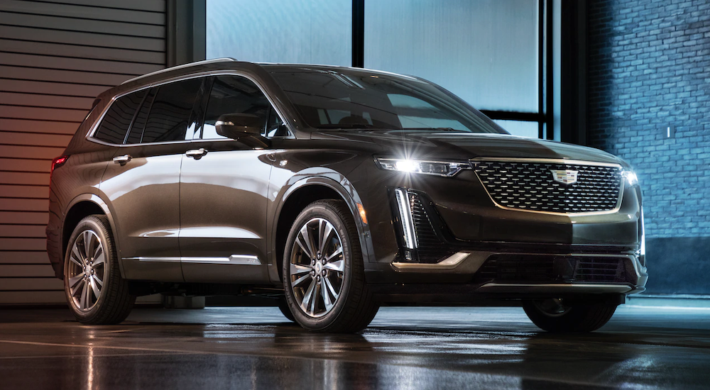62 All New 2020 Cadillac Xt6 Interior Colors Wallpaper