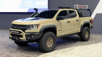 62 All New 2020 Chevrolet Colorado Z72 Wallpaper