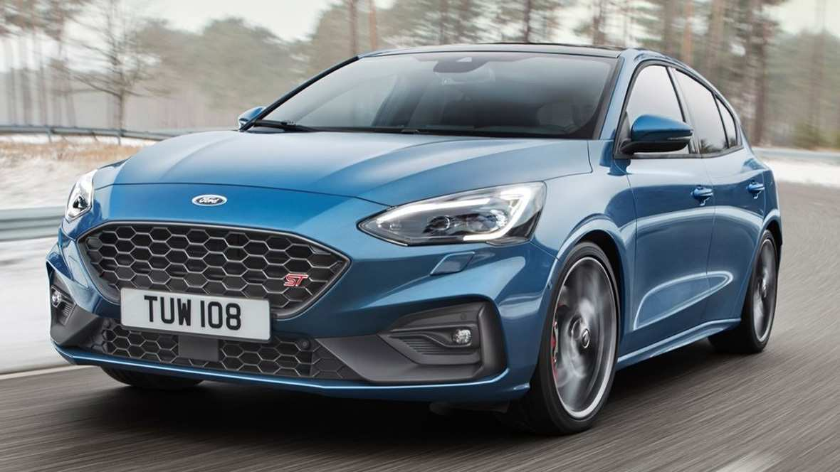 62 All New 2020 Ford Focus Spy Shoot