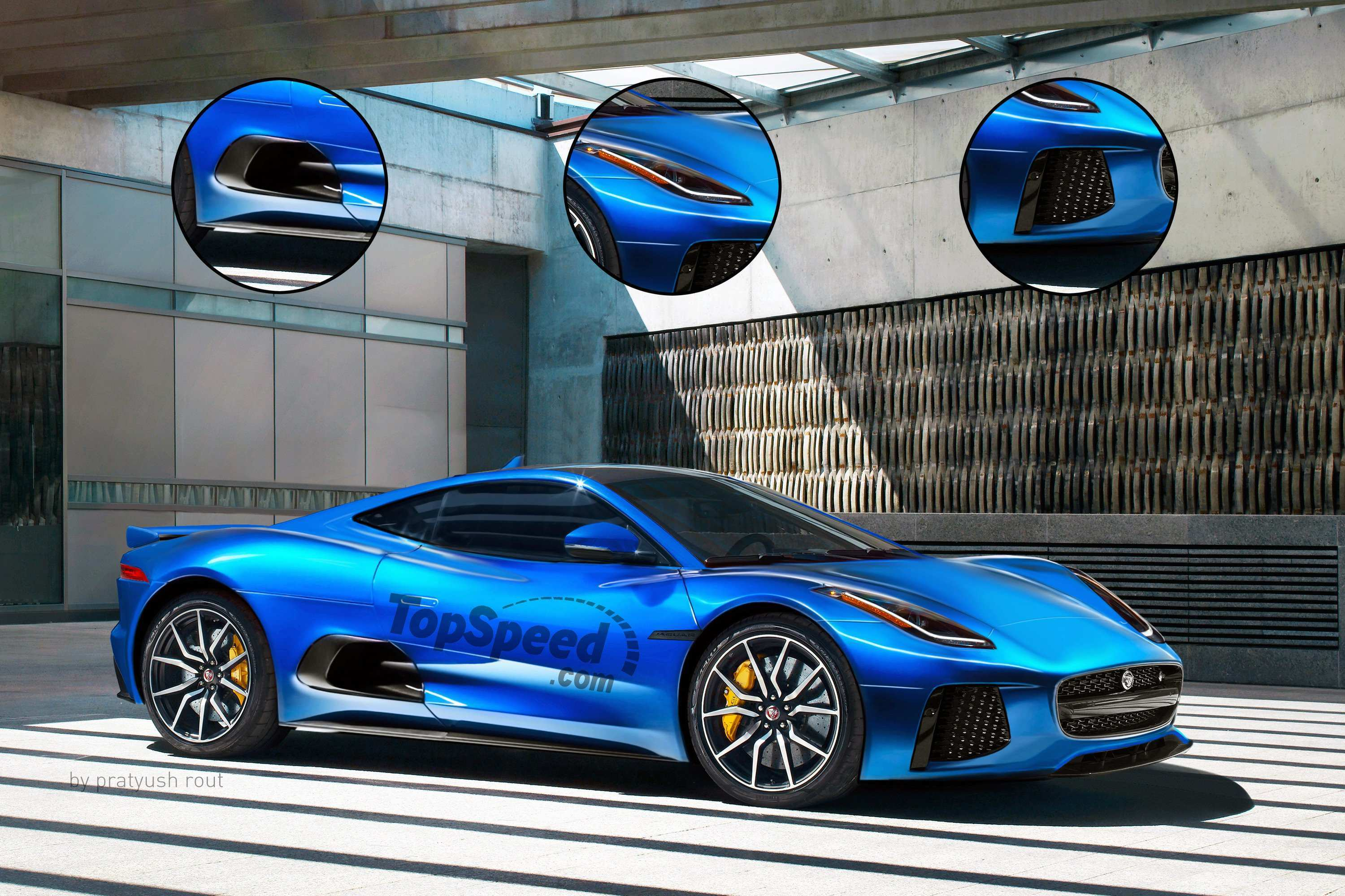62 All New 2020 Jaguar XK New Concept