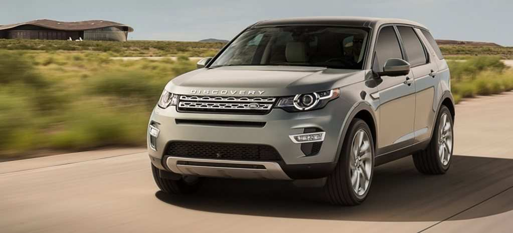 62 All New 2020 Land Rover Discovery Concept And Review