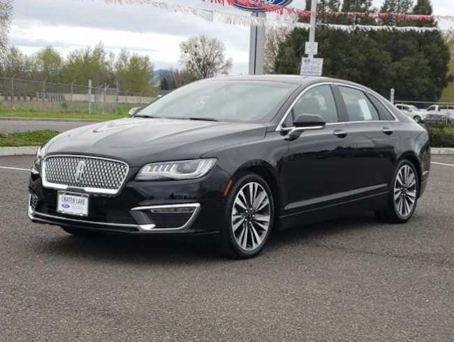 62 All New 2020 Lincoln MKZ Hybrid Specs