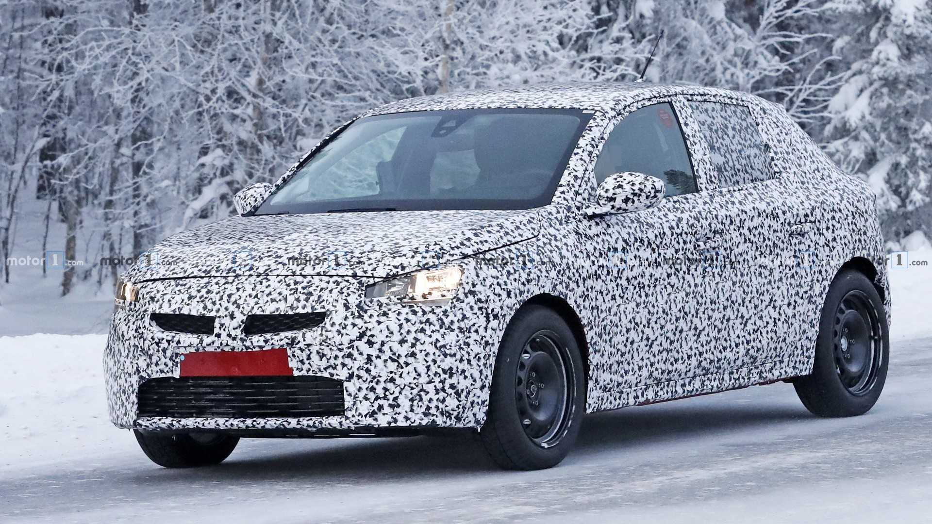 62 All New 2020 Opel Corsa Spesification