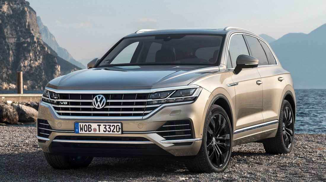 62 All New 2020 VW Tiguan Review