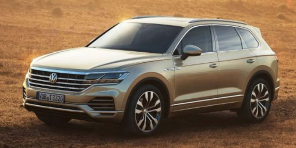 62 All New 2020 Vw Touareg Tdi Rumors