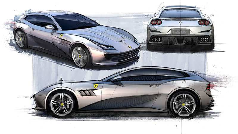 62 All New Ferrari J 2020 Pictures