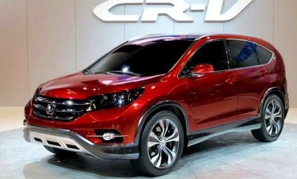 62 All New Honda Crv 2020 Release Date And Concept
