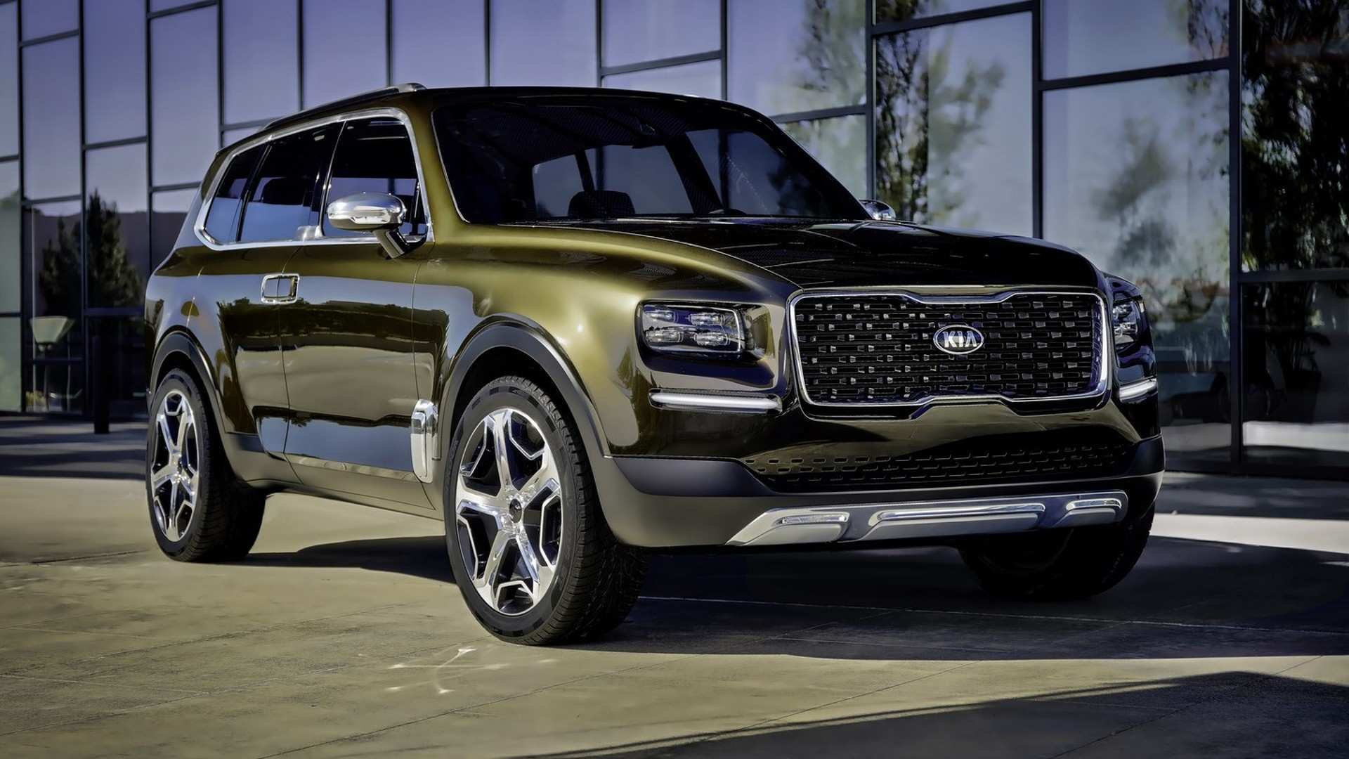 62 All New Kia Large Suv 2020 First Drive