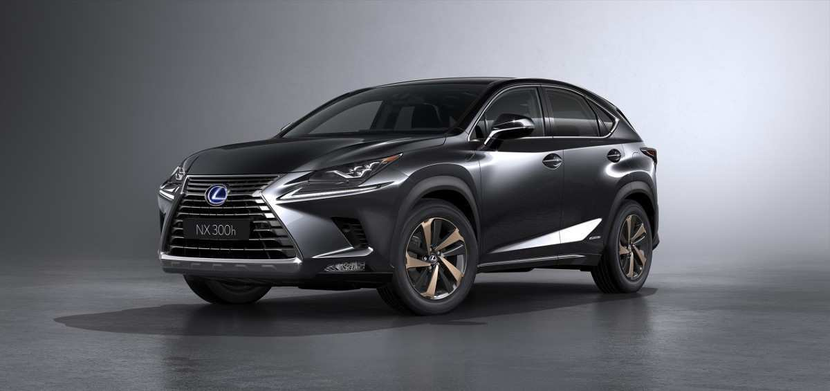 62 All New Kiedy Nowy Lexus Nx 2020 New Model And Performance