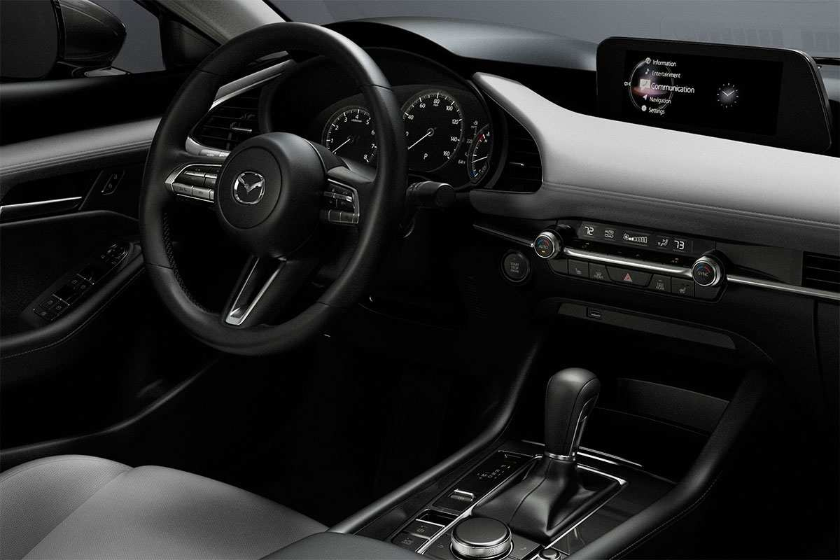 62 All New Mazda 3 2019 Interior First Drive