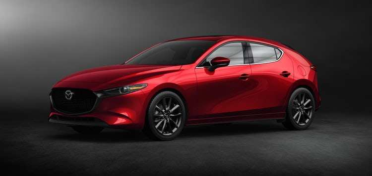62 All New Mazda 3 2020 Lanzamiento Spy Shoot