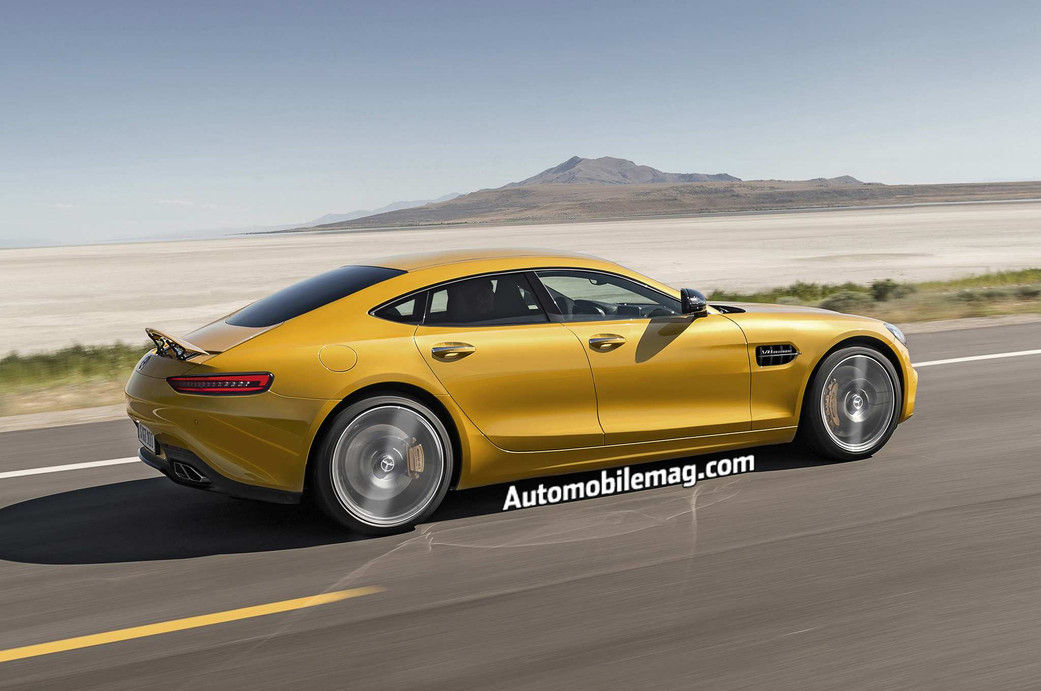 62 All New Mercedes 2019 Amg Gt4 Picture