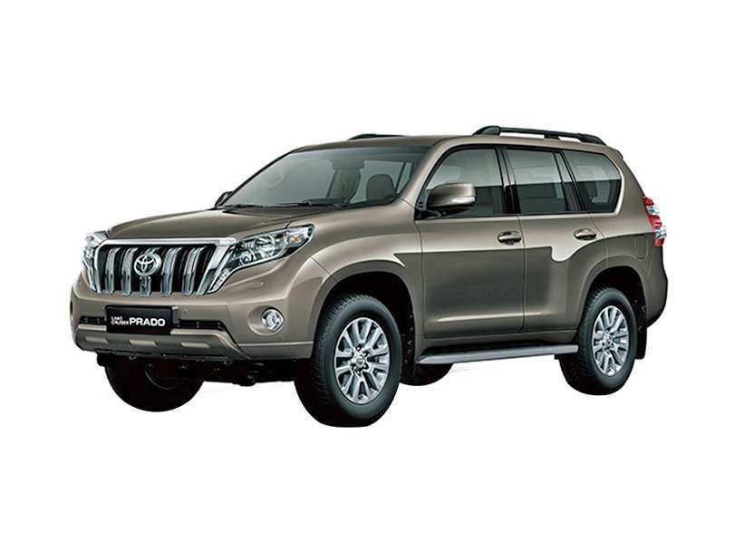 62 All New Prado Toyota 2019 Price Design And Review