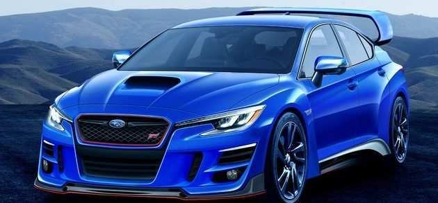 62 All New Subaru Wrx 2020 Release Date Wallpaper