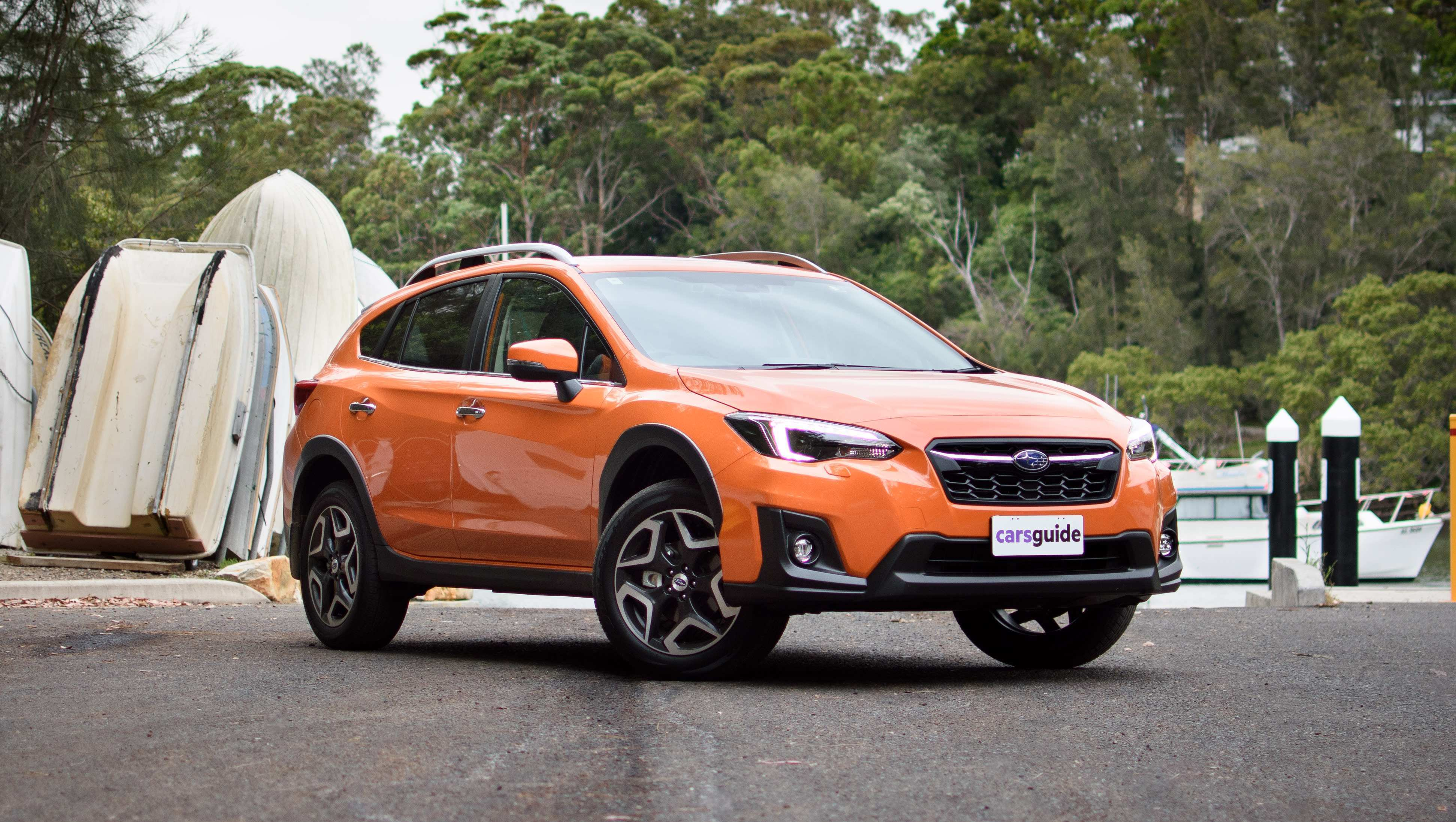 62 All New Subaru Xv 2019 Review