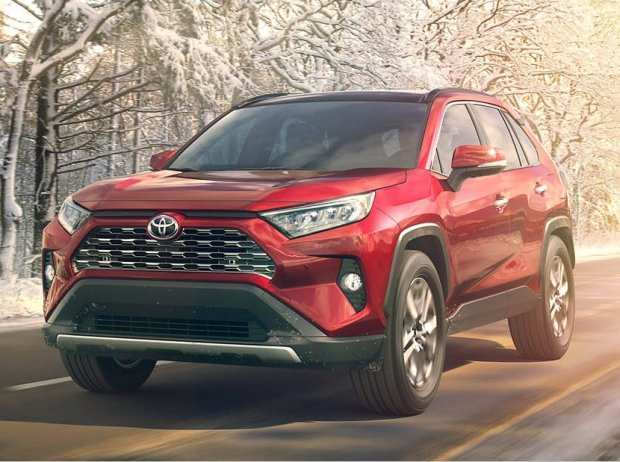 62 All New Toyota 2019 New Review