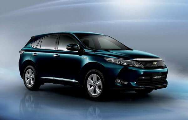 62 All New Toyota Harrier 2020 Review