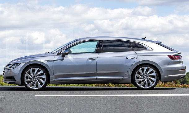 62 All New Volkswagen Arteon 2020 Images