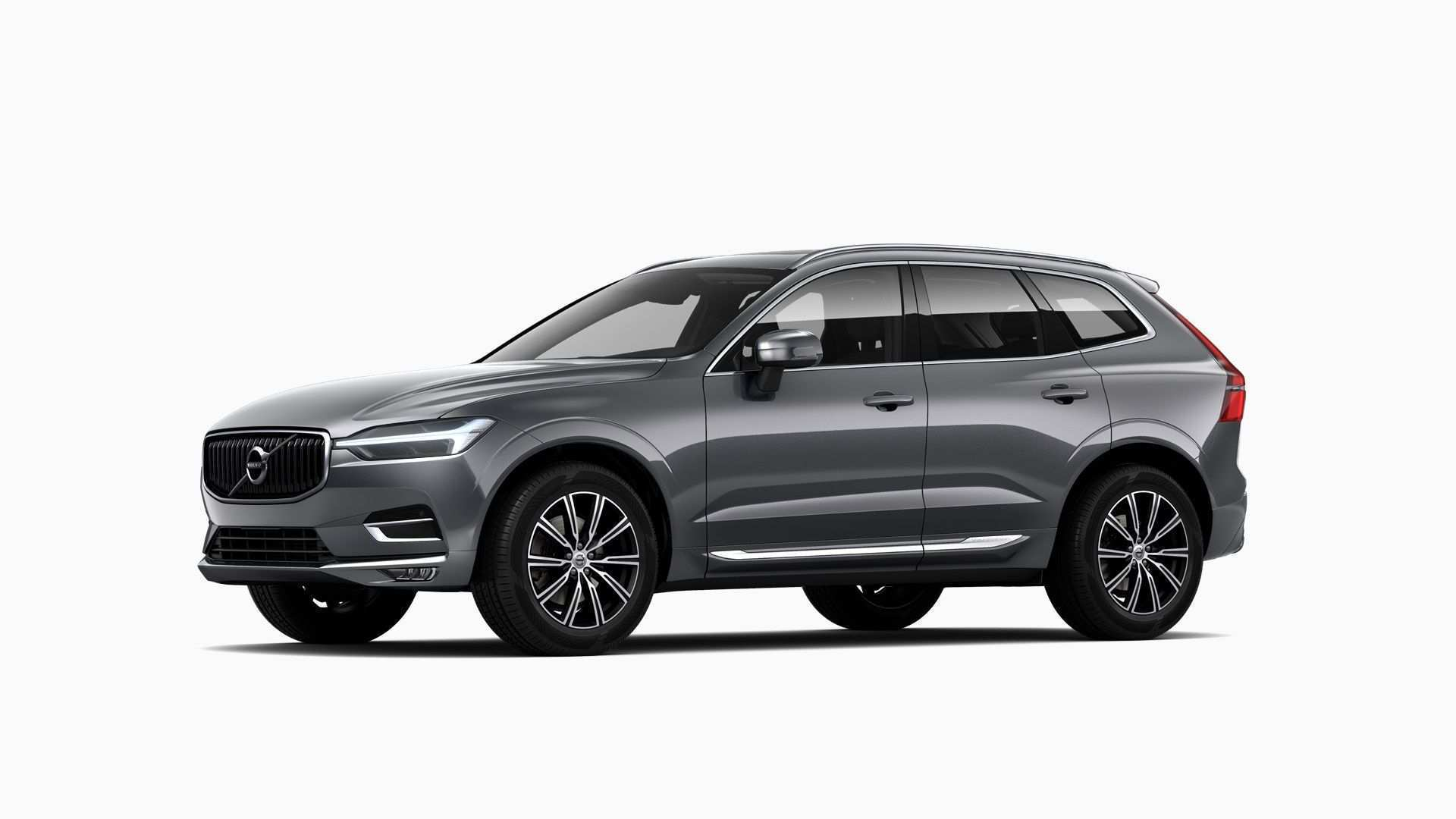 62 All New Volvo Xc60 2019 Osmium Grey Price