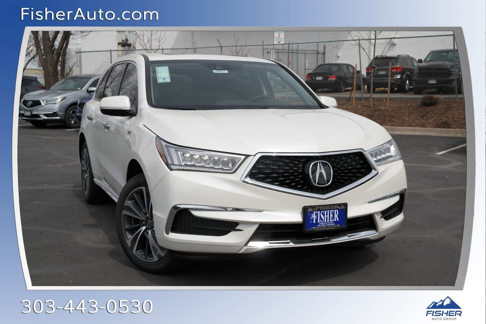 62 Best 2019 Acura MDX Hybrid Price And Release Date