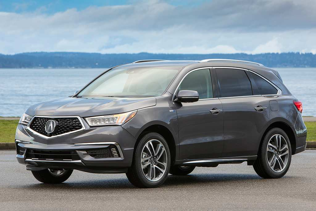 62 Best 2019 Acura MDX Hybrid Review