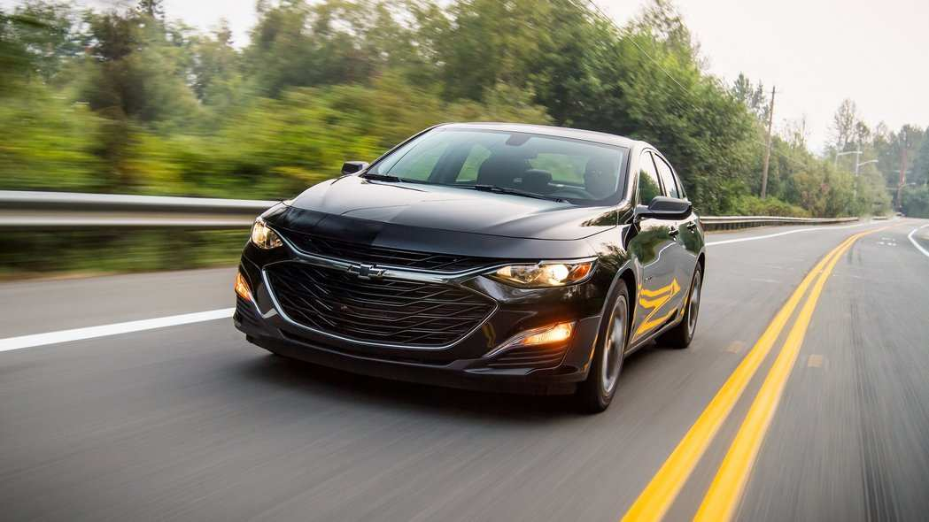 62 Best 2019 Chevy Malibu New Model And Performance