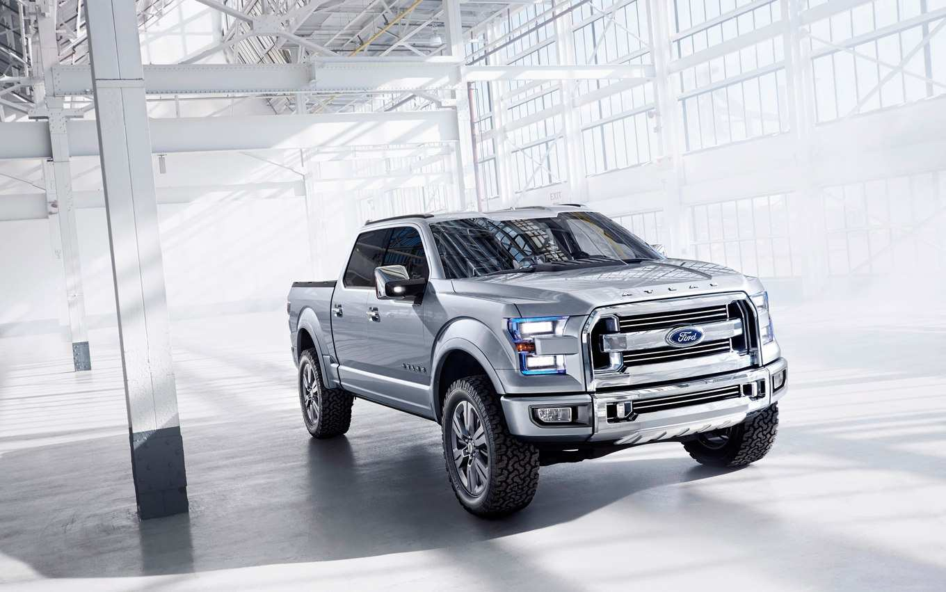 62 Best 2019 Ford Atlas Review And Release Date