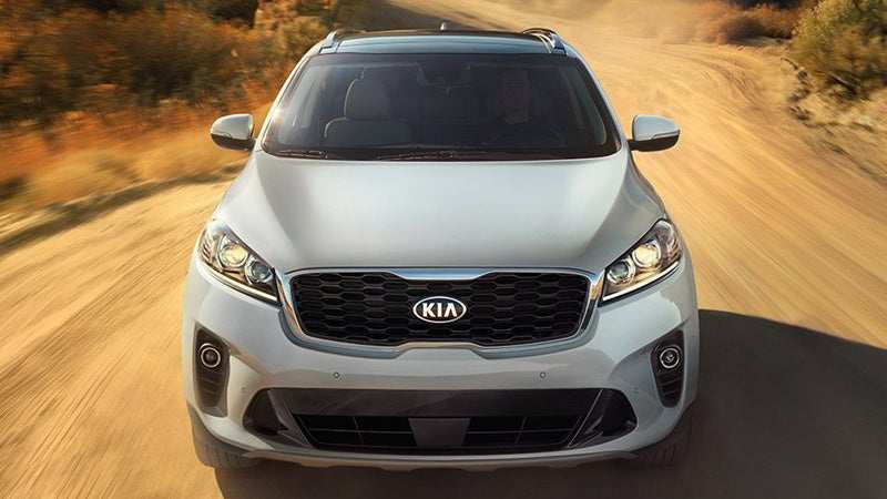 62 Best 2019 Kia Sorento Speed Test