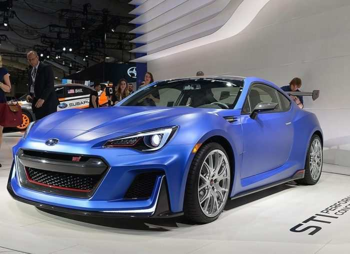 62 Best 2019 Subaru Brz Sti Turbo Spy Shoot