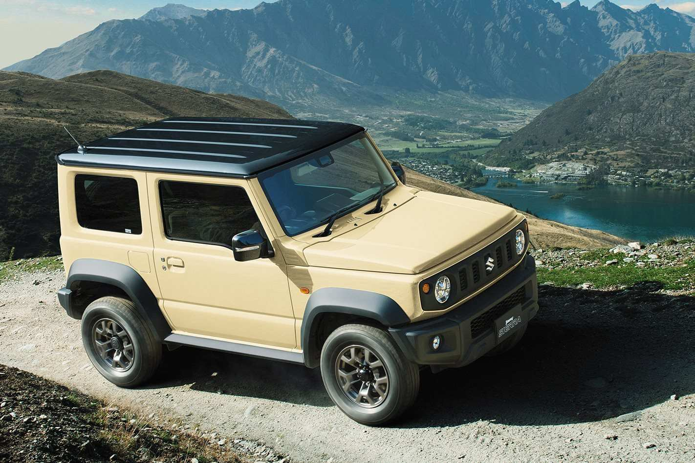 62 Best 2019 Suzuki Jimny Model Spy Shoot