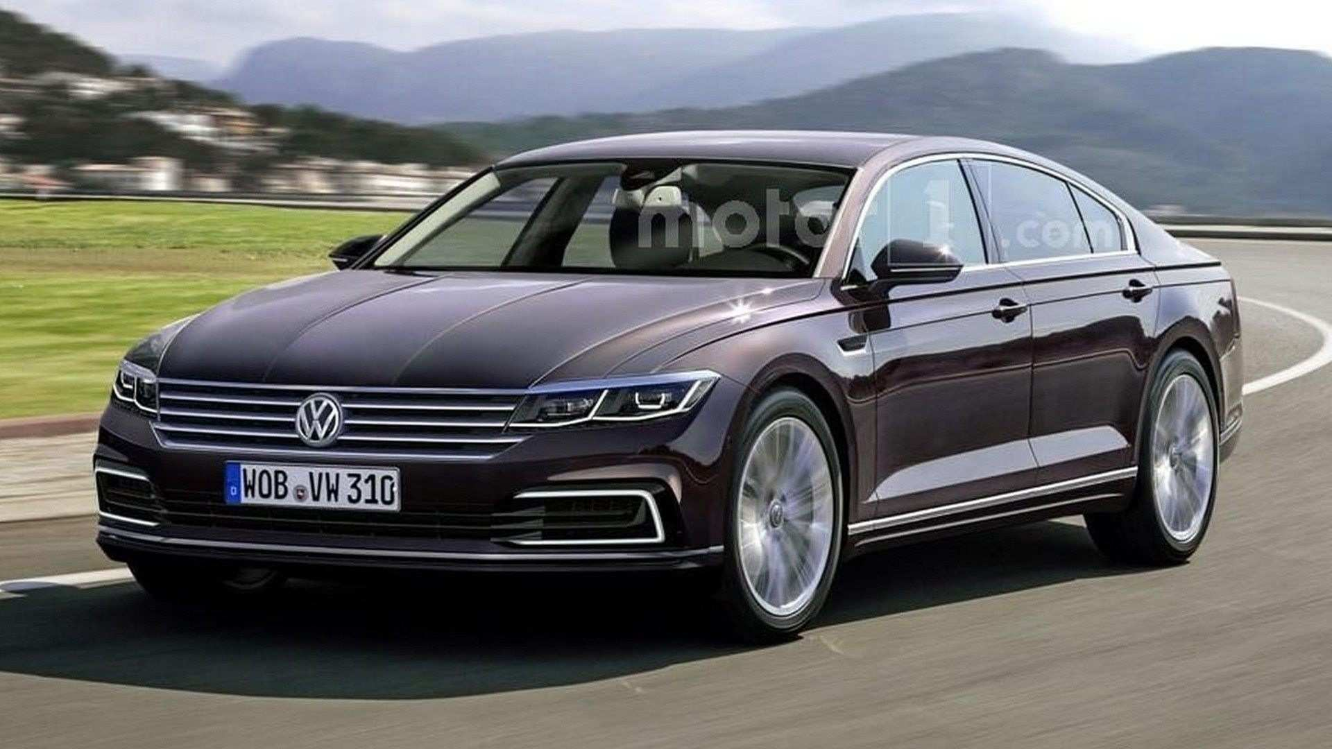 62 Best 2019 VW Phaeton Release Date And Concept