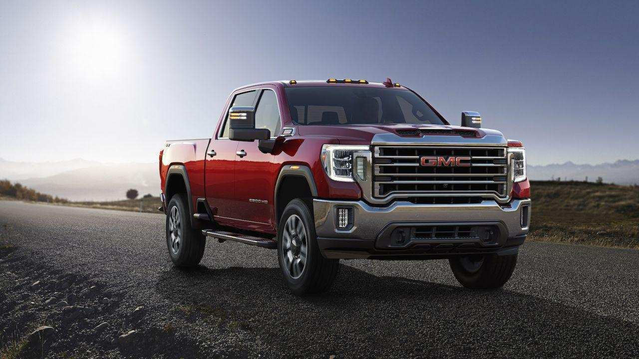 62 Best 2020 GMC Sierra Interior