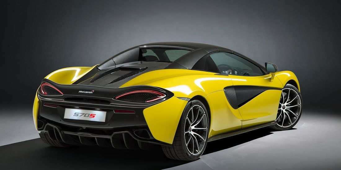 62 Best 2020 McLaren 570S Coupe Concept And Review