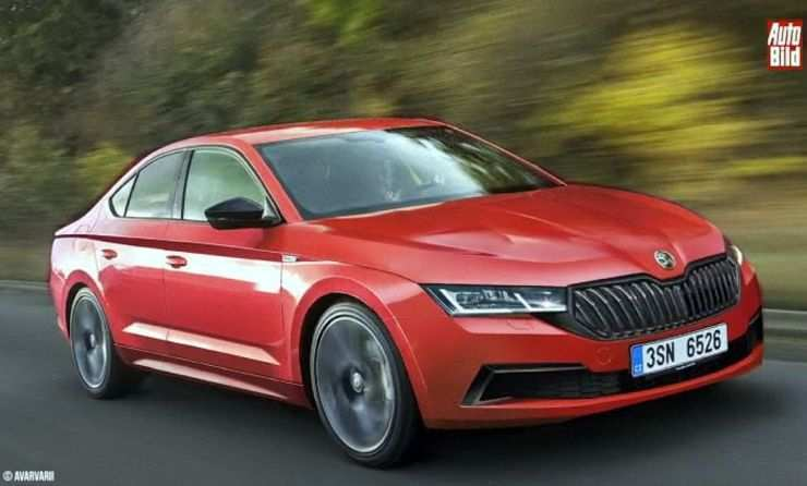 62 Best 2020 New Skoda Superb Price