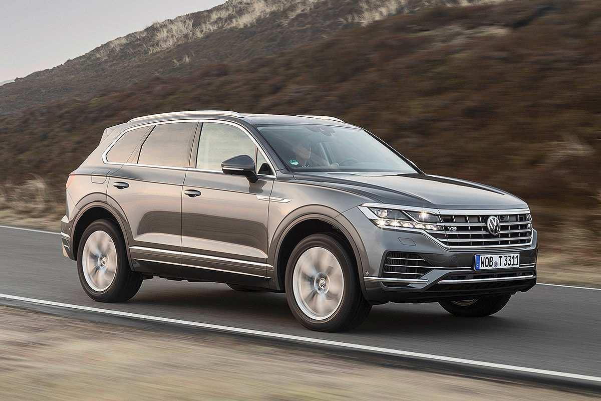 62 Best 2020 VW Touareg Interior