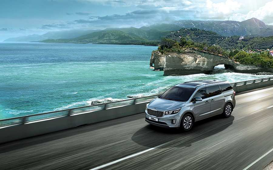 62 Best Kia Grand Carnival 2019 Review Interior