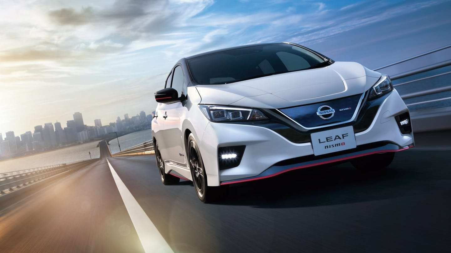 62 Best Nissan Electric 2019 First Drive