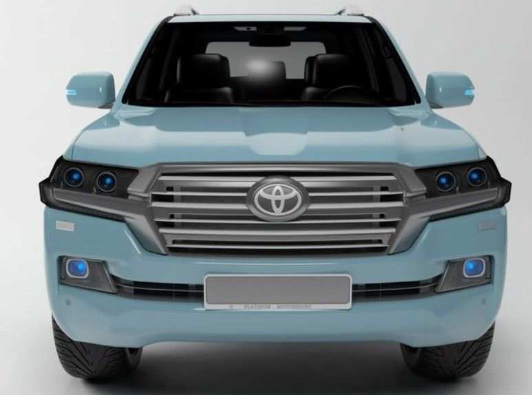 62 Best Toyota Land Cruiser V8 2019 Picture