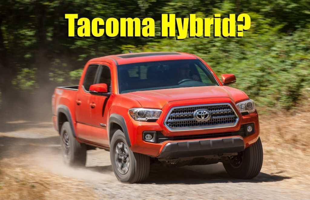 62 Best Toyota Tacoma Hybrid 2020 Wallpaper