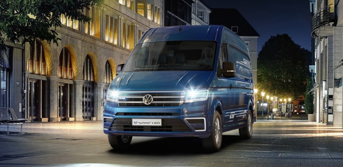 62 Best Volkswagen Crafter 2019 Photos