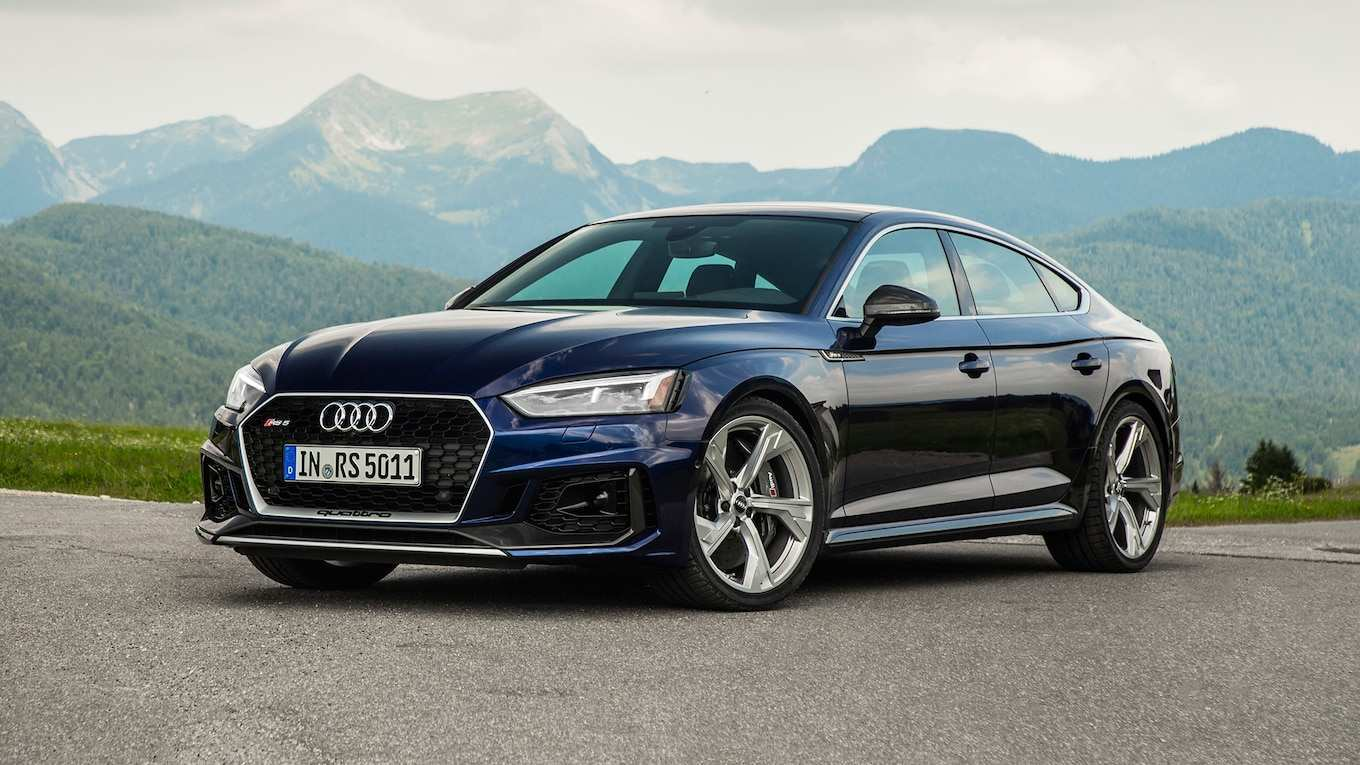 62 New 2019 Audi S5 Release