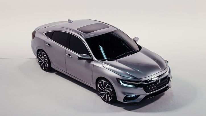 62 New 2019 Honda Civic Hybrid Redesign