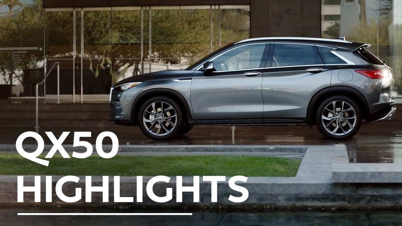 62 New 2019 Infiniti Qx50 Horsepower Performance And New Engine