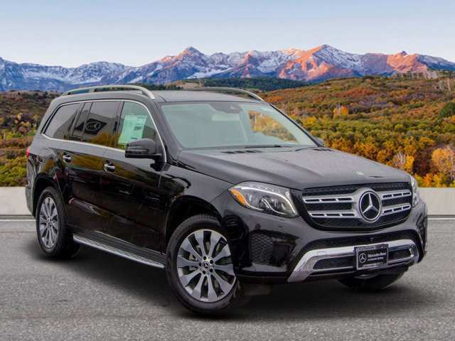62 New 2019 Mercedes Gl Class Redesign And Review