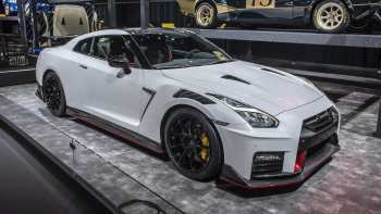62 New 2019 Nissan Gt R Nismo Spy Shoot