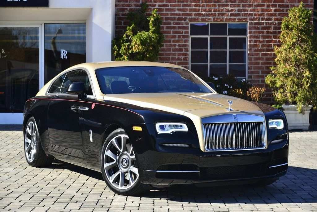 62 New 2019 Rolls Royce Wraith Research New