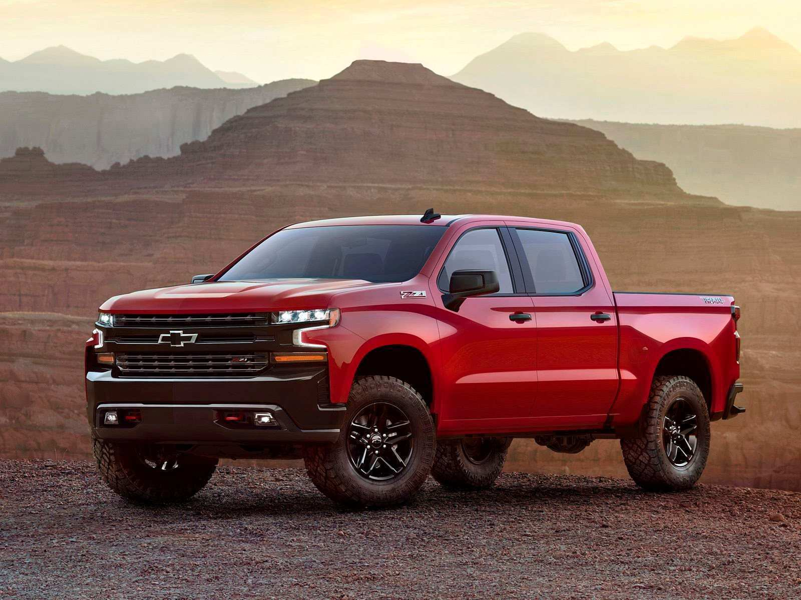 62 New 2019 Spy Silverado 1500 Diesel Photos